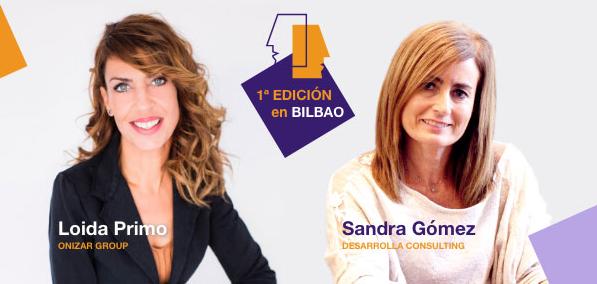 Loida Primo y Sandra Gómez organizan en primicia en Bilbao